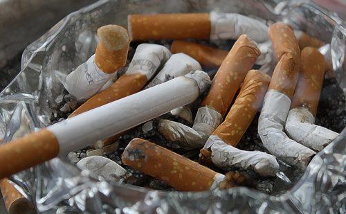 喫煙をやめ身体の内側から老け顔をケア