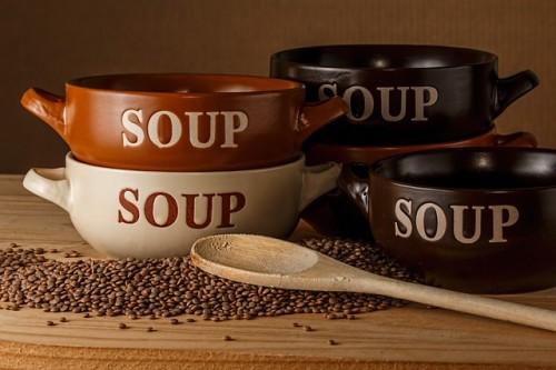 身体を温め代謝をアップ!1週間スープダイエット