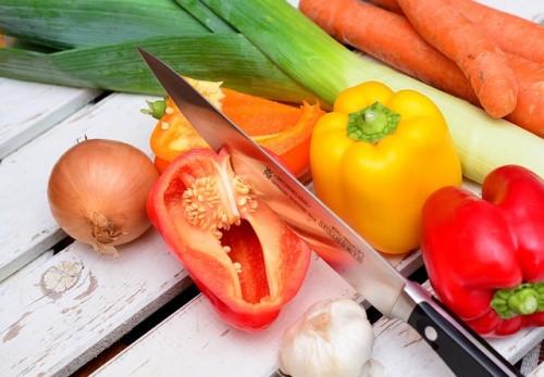 ルテインたっぷりの緑黄色野菜も眼精疲労に効く