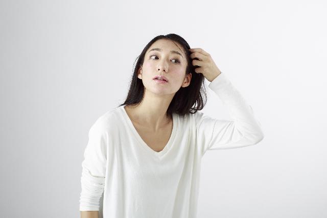 冷え性による抜け毛は体温アップで改善