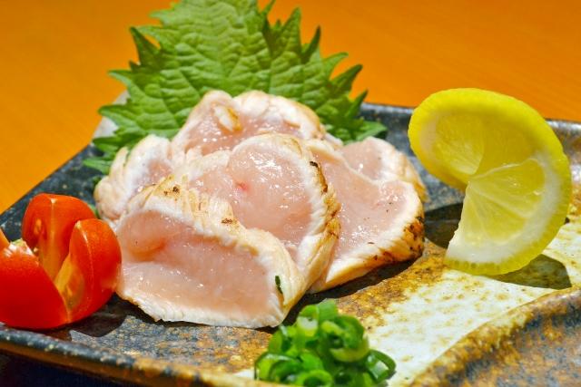 高タンパクで低カロリーのささみは優秀なダイエット食