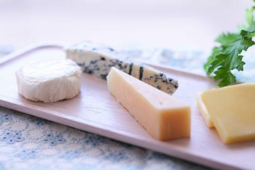 イライラを消してくれるチーズでカルシウムを摂取