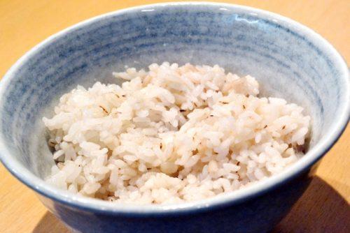 フィチン酸が便を排出してくれる玄米