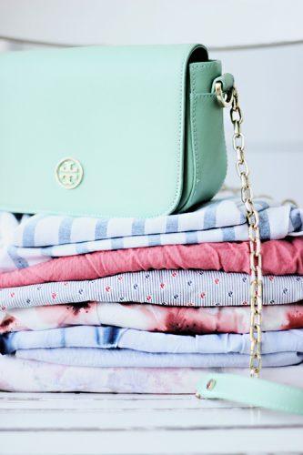 グリーンとブルーの配色でかっこよさを追求