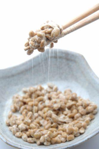 納豆の粘り成分ナットウキナーゼの働き