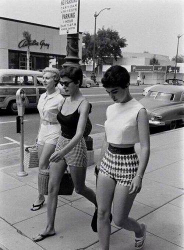 60年代ファッションってどういうスタイルのこと?